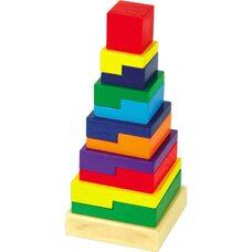 Пирамидка «Квадрат»