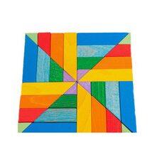 Цветная мозаика «Калейдоскоп»