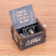 Музыкальная шкатулка «Гарри Поттер»
