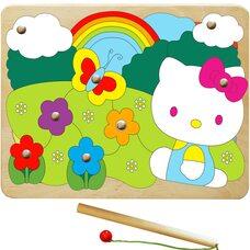 «Hello Kitty», мозаика + рыбалка, 20 дет.