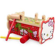 Охота на мышек «Hello Kitty».