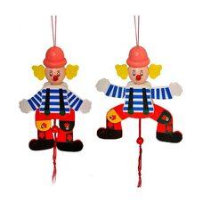 Марионетка «Веселый Клоун»