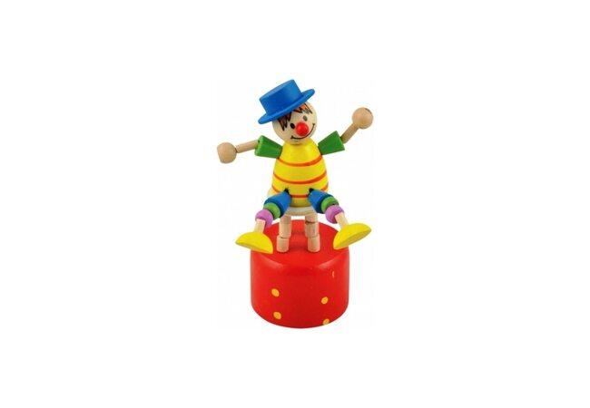 Дергунчик «Клоун»