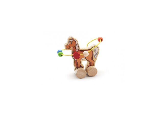 Каталка + лабиринт «Конь»