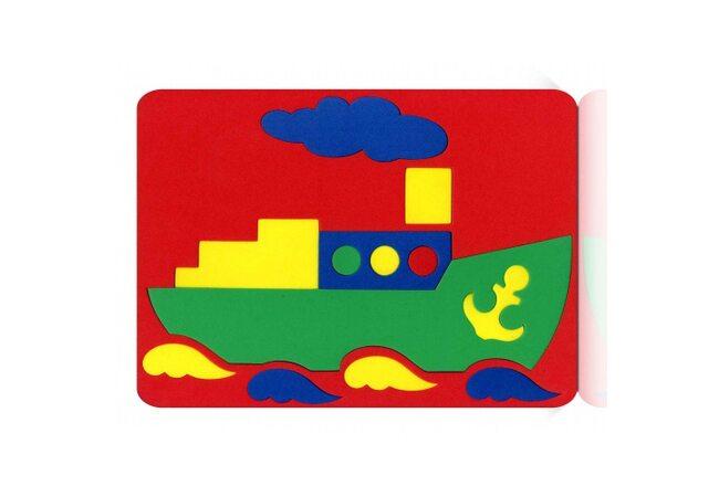 Мозаика «Кораблик»