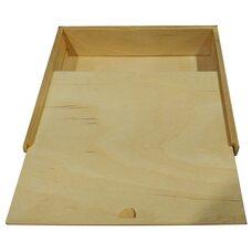 Деревянная коробка для игр по методикам Никитина (для кубиков 3х3)