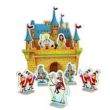 Игровой набор «Королевство»,35 дет.