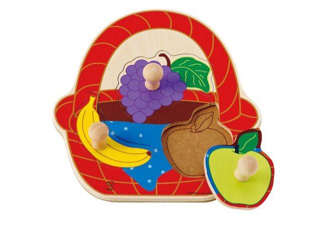 Вкладыши «Корзинка с фруктами»