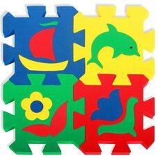 Кубик-сортер «Силуэты»