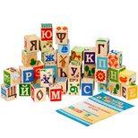 Кубики «Занимательный Алфавит» 42 шт.