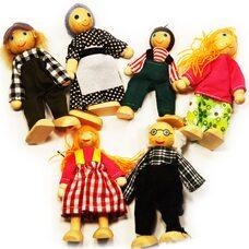 Набор куколок