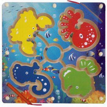Лабиринт «Морские животные»