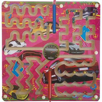 Магнитный лабиринт «Хитрые спирали»