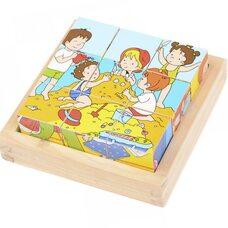 Кубики «Лето»