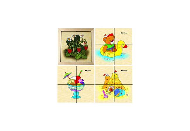 Набор пазлов «Лето»
