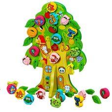Дерево шнуровка «Лукоморье»