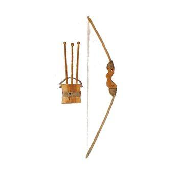 Деревянный лук, 60 см.
