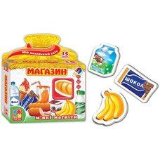 Магниты «Магазин» (рус)
