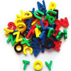 Английский алфавит (магниты)