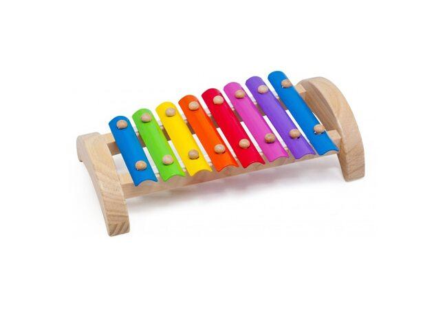 Ксилофон «Металлический», 8 тонов