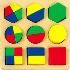 Дроби (математическая игра)