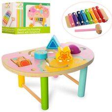 Игровой развивающий столик (мини)