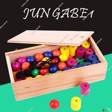 Игровой набор Дары Фребеля. Комплект 11 - Цветные тела.
