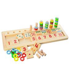 Набор первоклассника «Учимся считать» (для малышей)