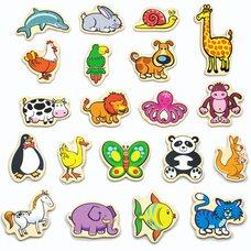 Набор магнитных фигур «Животные»