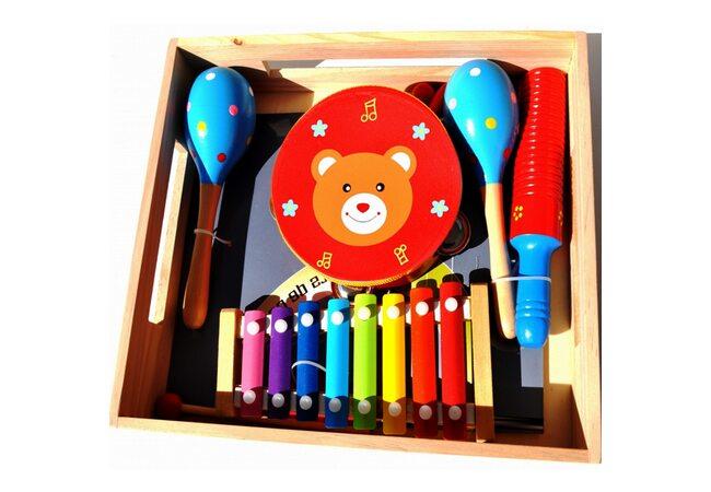 Набор музыкальных инструментов «Квартет»