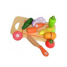 Овощи разрезные