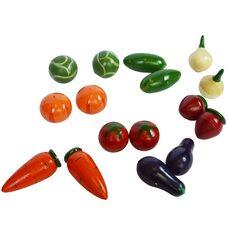 Волшебный мешочек «Овощи»