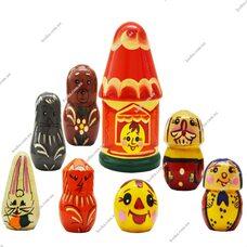 Детский пальчиковый театр «Колобок»