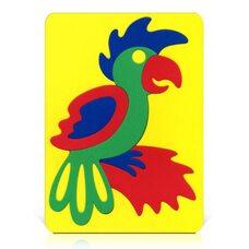 Мозаика «Попугайчик»