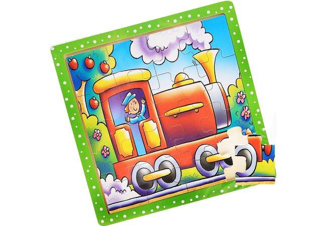 Пазл «Поезд»