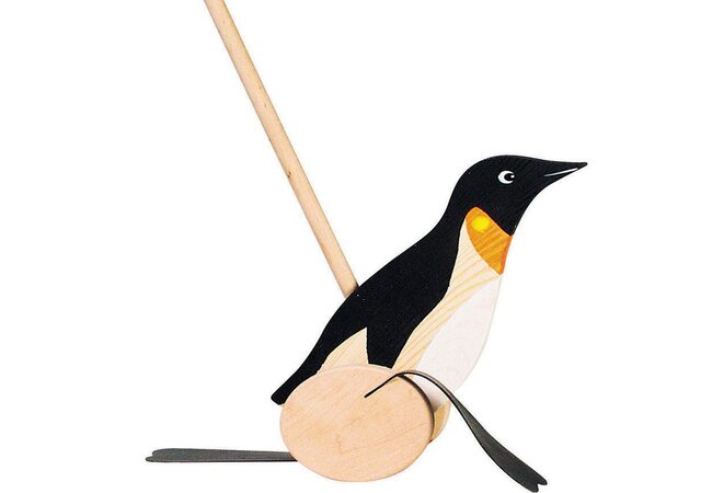 Каталка «Пингвинчик»