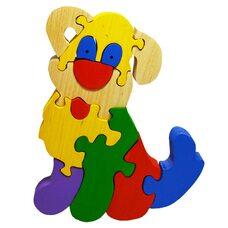 «Пёс» 3D пазл, 13 дет.