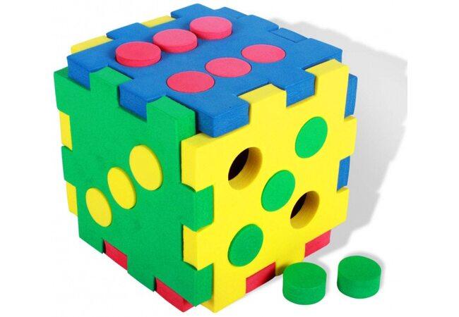 Кубик-домино