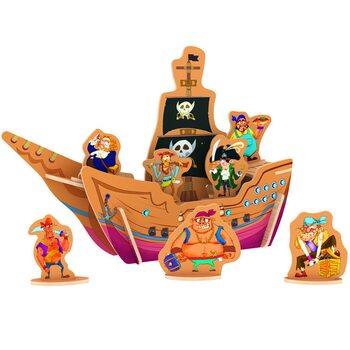 Игровой набор «Пиратский корабль»,33 дет.