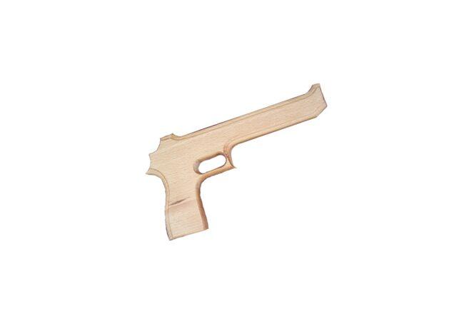 Пистолет «Магнум» (Игла пустыни)