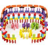 Цветные плашки «Доминошки», 120 шт.