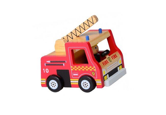 Пожарная машина для малышей