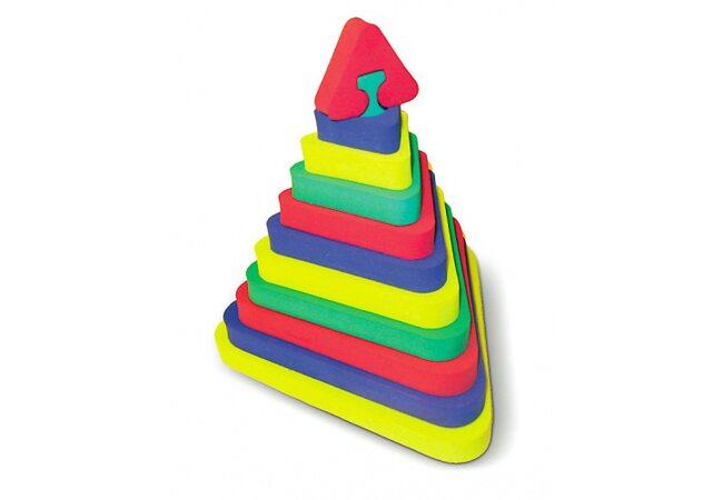 Мягкая пирамида «Треугольник»