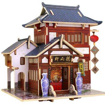 Ресторан (Китай), сборная модель, 40 дет.