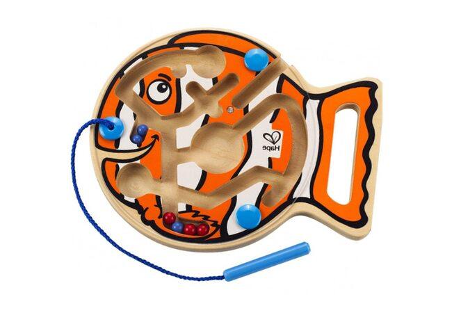 Магнитный лабиринт «Рыбка»