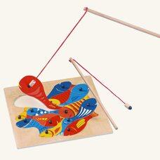 Мозаика-рыбалка