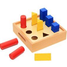 Игра «Форма-Размер»