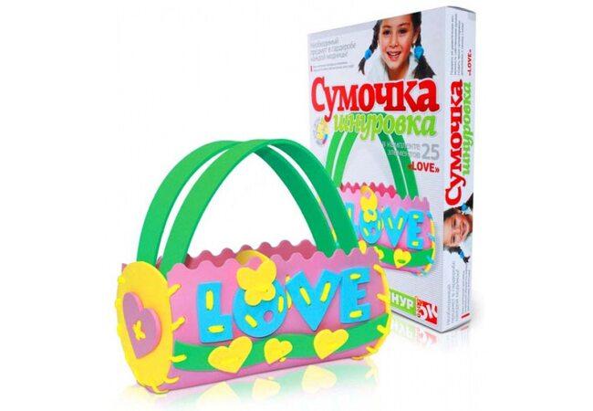 Модная сумочка LOVE