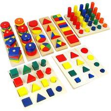 Набор геометрических сортеров
