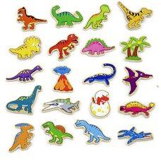 Набор магнитных фигур «Динозавры»